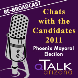 Chats with the Candidates 2011 Re-Broadcast